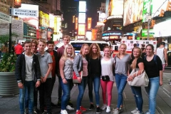 41 high school 17 times square